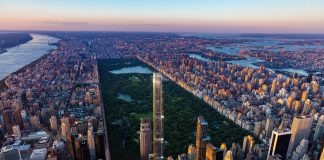 What it's like to live on 123rd floor of world's tallest condo tower