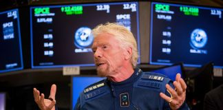 Traders who bought Virgin Galactic move on to 'plague stocks'