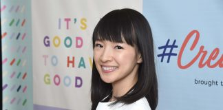 Inside tidying expert Marie Kondo's work-from-home routine