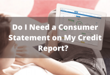 Do I Need a Consumer Statement on My Credit Report?