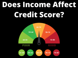 Does Income Affect Credit Score?