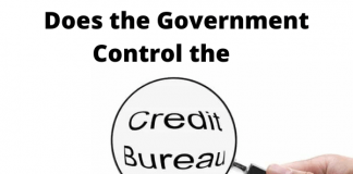 Does the Government Control the Credit Bureaus?