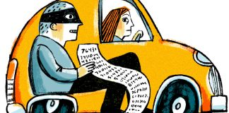 How Identity Thieves Took My Wife for a Ride