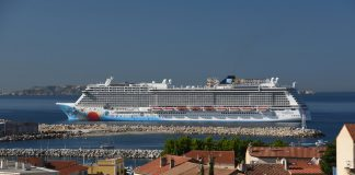 Norwegian Cruise CEO says U.S. ships are unlikely to sail this summer