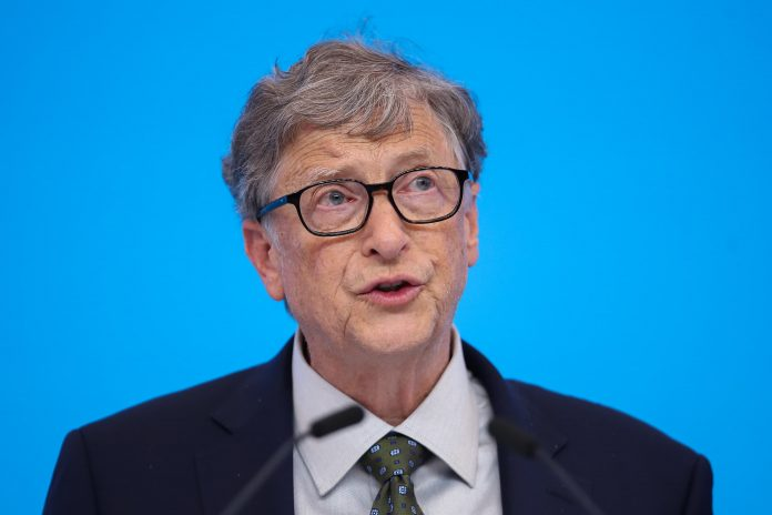 Bill Gates bullish on using nuclear power to fight climate change