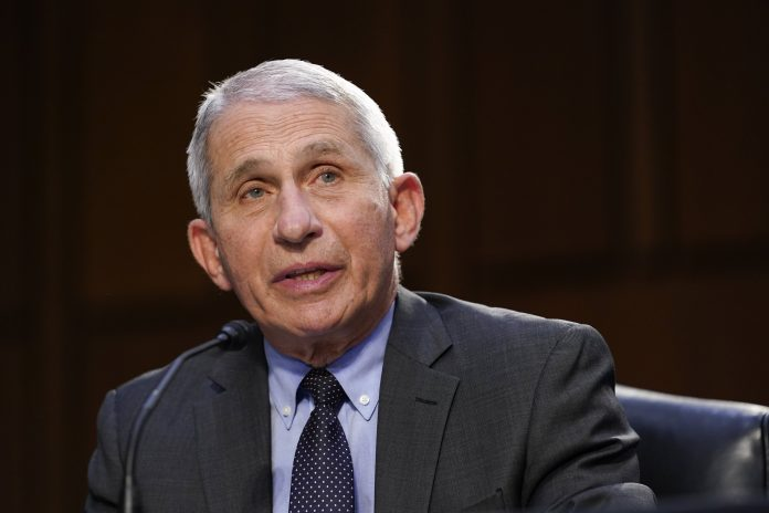 Dr. Fauci gets 2,000 emails a day and 'just can't' get to inbox zero