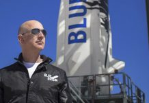 Blue Origin Space Flight With Jeff Bezos Goes for $28 Million at Auction