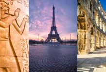 The most popular 'bucket list' travel experiences in the world